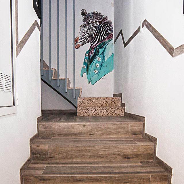 Las Cebras Hostel en Benicarló, Castellón